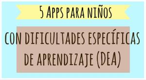 Apps para niños con DEA de mano de Historias de Pitufines
