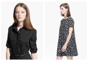 Ejemplos de vestidos de la colección de Violeta